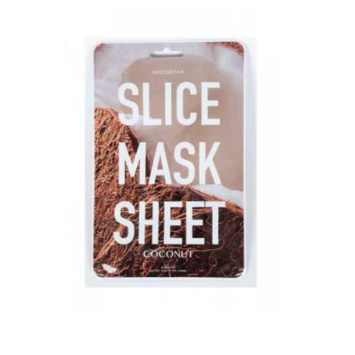 Kocostar slice mask coconut